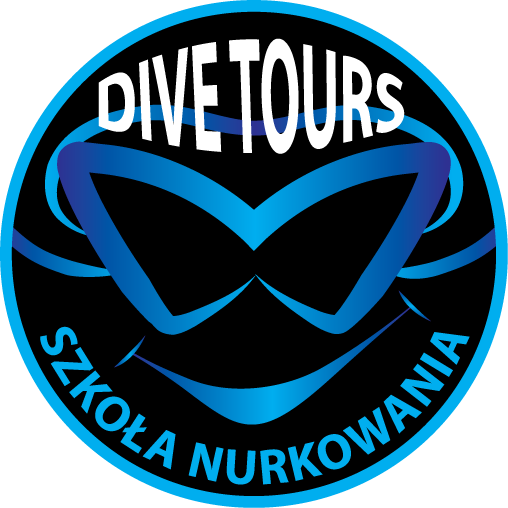 Logo Dive Tours Diving School